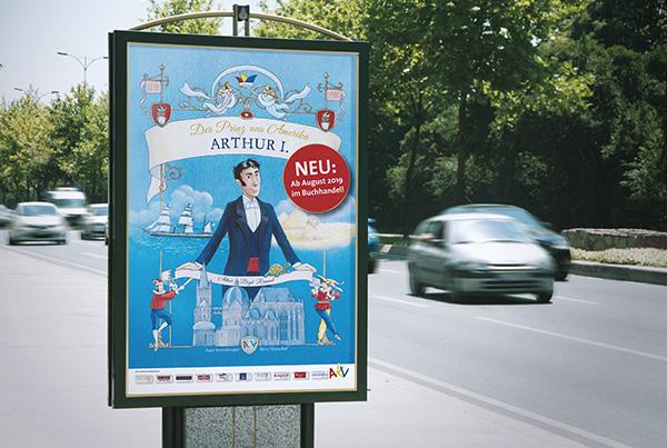 Arthur I. Der Prinz aus Amerika