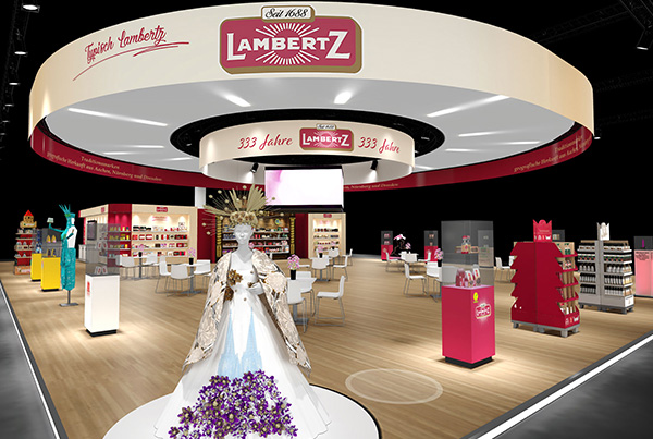 Lambertz Virtueller Showroom
